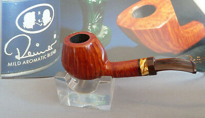 PCD Reiner S Pipe Art Design R.L. Will handmade new filter Bruyere Pfeife Tasche