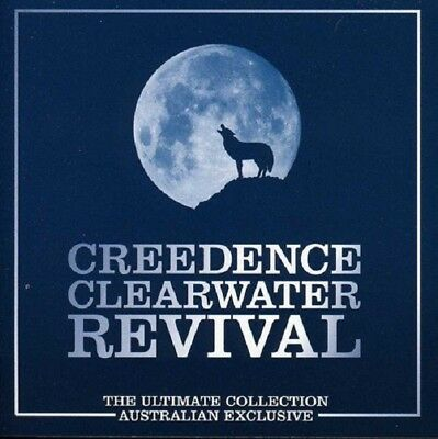 Creedence Clearwater Revival Ultimate Collection 2-CD NEW SEALED Bad Moon Rising