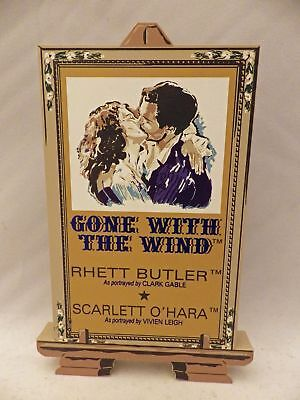 Shelia's Collectibles - AP-Honeymoon Embrace Poster - Gone with the Wind - GWW10
