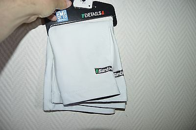 Jambieres Genouilleres Sms Santini Velo Bike Neuf Taille M/l Knie Warmer