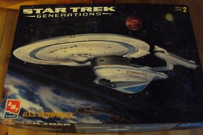 STAR TREK Generations - U.S.S. Enterprise NCC-1701 B - amt/ERTL 8762 - RAR