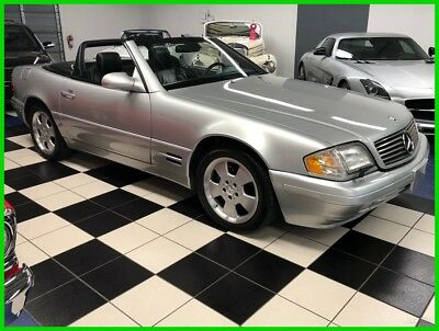 1999 Mercedes-Benz SL-Class SL500 OUTSTANDING CONDITION - NICEST COLORS CARFAX CERTIFIED - WELL KEPT - FLORIDA  not sl55 500sl sl amg cabriolet sl600 -