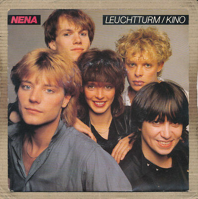 "7"" Single - Nena, Leuchtturm"