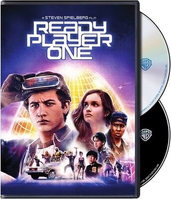 Ready Player One (REGION 1 DVD New)