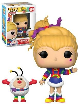 Funko - POP Animation: Rainbow Brite- RB and Twink Brand New In Box