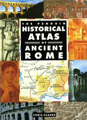 The Penguin Historical Atlas of Ancient Rome (Penguin Historical ...