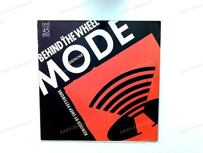 Depeche Mode - Behind The Wheel (Remixed By Shep Pettibone) GER Maxi 1987 /4