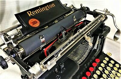 Vintage Remington Typewriter~Correspondence Model 12~1924 Refurbished Instrument