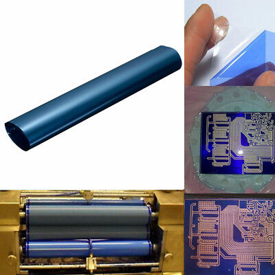 15cmx2M PCB Photosensitive Dry Film For Circuit Production Photoresist Sheets