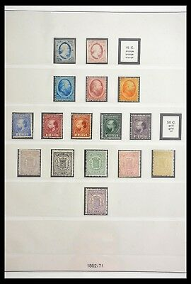 Lot 29081 Collection stamps of the Netherlands 1852-1958.