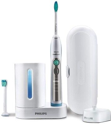Philips SONICARE Flexcare Plus Electric Toothbrush HX6972/10 UV Stantiser NEW