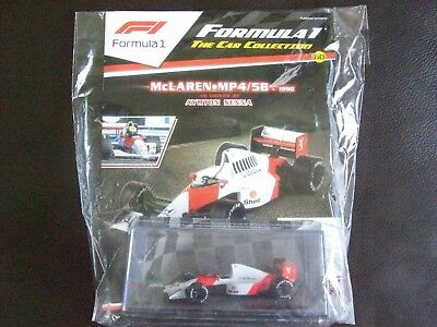 Formula 1 The Car Collection Part 60 McLaren MP4/5B 1990 Ayrton Senna