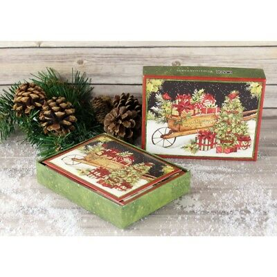 Christmas Delivery 5.375 In x 6.875 In Christmas Cards, Christmas Cards by Lang