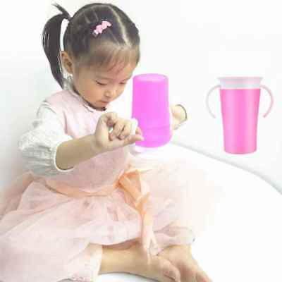 Infant Miracle 360 Degree Leak-proof Baby Training Cup Starter Trainer Bottle