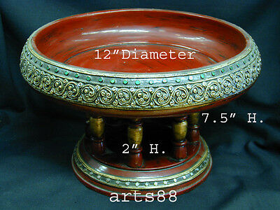Chinese Wooden Wedding Ceremony Treasures Tray