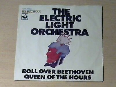 """7"""" ELECTRIC LIGHT ORCHESTRA (ELO) * Roll Over Beethoven"""