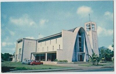 Postcard St Mary's Star of the Sea Catholic Cathedral Darwin Australia, nice