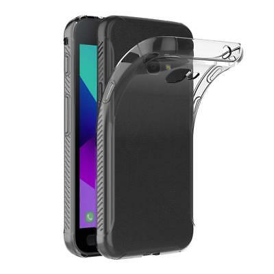 For Samsung Galaxy X Cover 4 G390F Clear Slim TPU Silicone Gel Case Cover