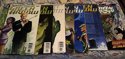 7 GREEN ARROW Comics DC # 14,16,17,18,19,20,26
