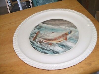 Wholesale Lot Of Fishing Decorative/wall Hanging Plates