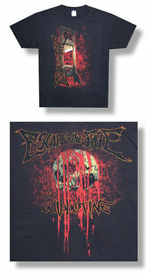 FREE SHIPPING TO U.S.! NEW Guillotine T Shirt M,L Escape The Fate