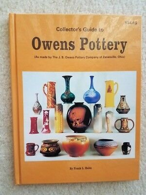 Collector's Guide to Owens Pottery by Frank L. Hahn