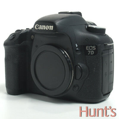 Canon Eos 7D 18.0 Mp Aps-C Digital Slr Camera Body Only** Please Read **