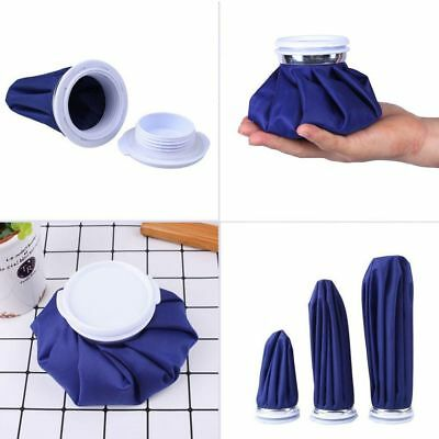 6/9/10 Reusable Knee Head Leg Injury Pain Relief Ice Bag Cold/Hot Packs Wraps