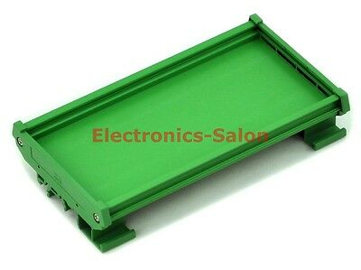 DIN Rail Mounting Carrier, for 72mm x 137.35mm PCB, Housing, Bracket. x1