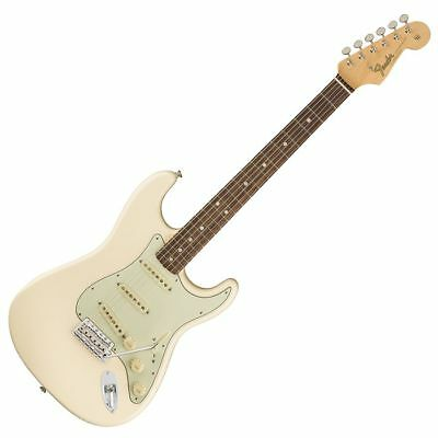 Fender American Original 60s Stratocaster - Rosewood - Olympic White