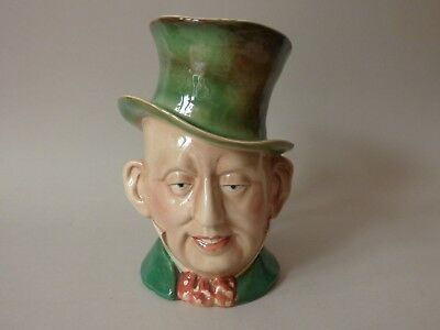 Large Beswick Pottery Mr Micawber Charles Dickens Character Toby Jug Free Uk P+P