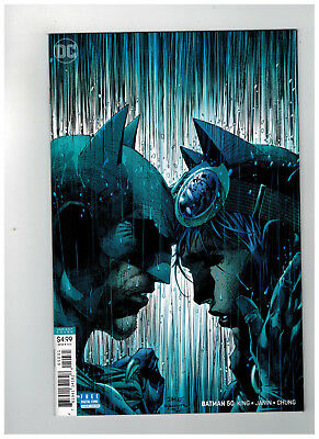 BATMAN #50  1st Printing - Jim Lee Variant Cover Edition        / 2018 DC Comics