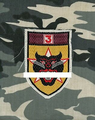 VIETNAM Special Forces RANGER III Corps 3rd Ranger Group insignia I-27