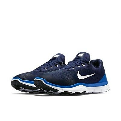 Men's Nike Free Trainer V7 Training Shoes - Blue/Royal/White - NIB!