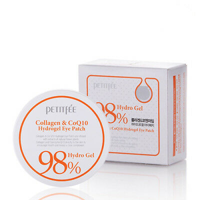 [Petitfee] Collagen & CoQ10 Hydrogel Eye Patch 60ea (30days)