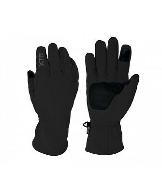 Xtm Tease II Softshell Gloves -Black