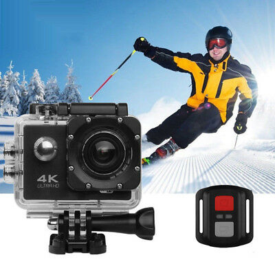 SJ9000 Ultra 4K Full HD  Action Camera Wifi Remote Control Sport DVR Camcorder