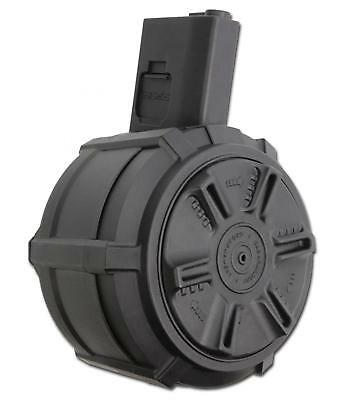 G&G Airsoft Battery Auto Winding Drum Mag For M-Series 2300Rd G-08-170-1