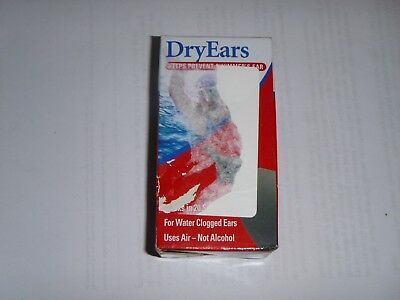 Dry Ears Ear Wax Removal Clean Canal 6 Months and Up Water Dispersed Dries Ears