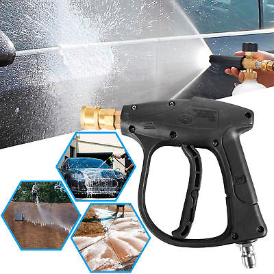 3000 PSI High Pressure Washer Gun Water Jet 3000 PSI for Pressure Power Washers