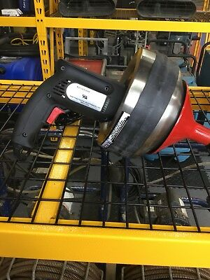 """Electric Eel Drill Unit Drain Cleaner 25' X 5/16""""Sink & Small Drain Clean Snake"""