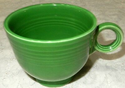 Homer Laughlin Fiesta Ware Ring Handle Forest Green Tea Coffee Cup
