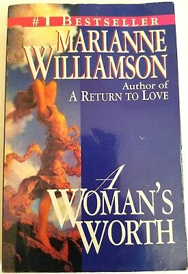 A Womans Worth By MARIANNE WILLIAMSON 9780345386571