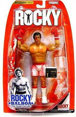 Best of Rocky Series 1 Rocky Balboa Action Figure [Rocky vs. Creed Post Fight]