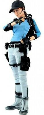Resident Evil 5 Video Game Masterpiece Jill Valentine Collectible Figure