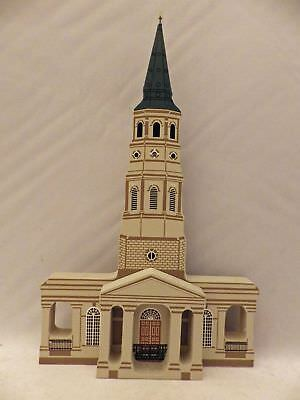 Shelia's Collectibles - St. Philip's Episcopal Church -Charleston Series-# CHS05