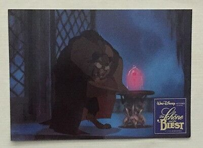 Original Beauty And The Beast Colorful Still From Germany
