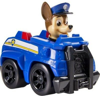 Rescue Racer Chase in Police Vehicle Figure [Figure Does Not Come Out]