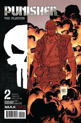 Punisher: The Platoon #2A, NM 9.4, 1st Print, 2017 Flat Rate Shipping-Use Cart