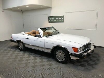 Mercedes-Benz 500-Series 560SL, RUST FREE. MERCEDES BENZ 560 SL CONVERTIBLE. EXCEPTIONALLY CLEAN, RUST FREE. 74,249 MILES.